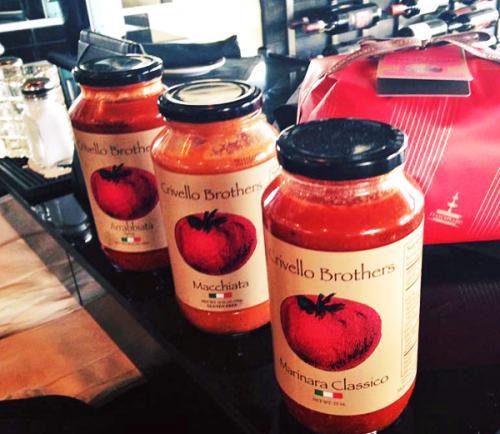 Italian-Sauces