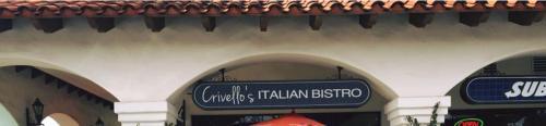 Crivello's Italian Bistro San Juan Capistrano header image